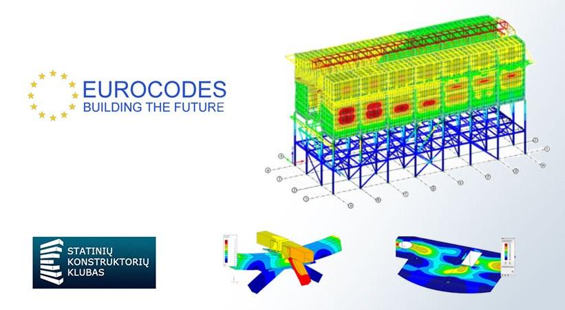 Konstrukcijų projektavimas pagal EN normas (seminaro medžiaga)