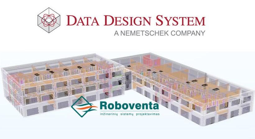 Pirmosios patirtys dirbant DDS-CAD programine įranga