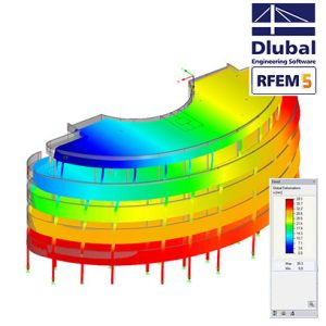Dlubal-RFEM5 intelligent bim solutions software