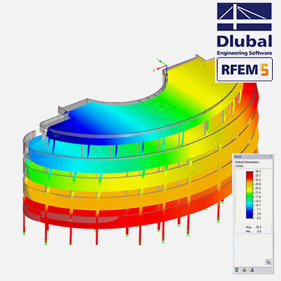 Dlubal-RFEM5-software-intelligent bim solutions ibimsolutions