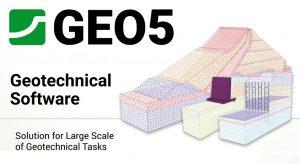 GEO 5 - programinės įrangos paketas skirtas geotechninėms problemoms
