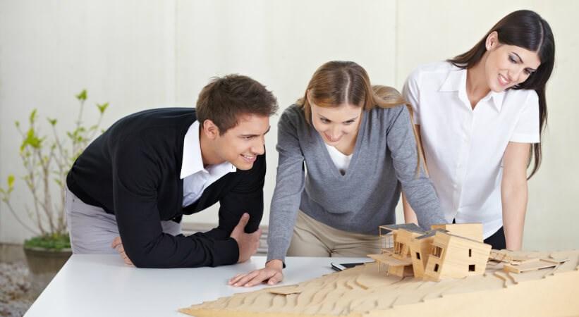 Galimybės jauniems architektams