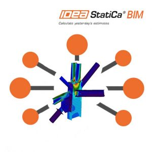 Idea statica BIM intelligent bim solutions software