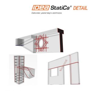 Idea statica detail intelligent bim solutions software featured