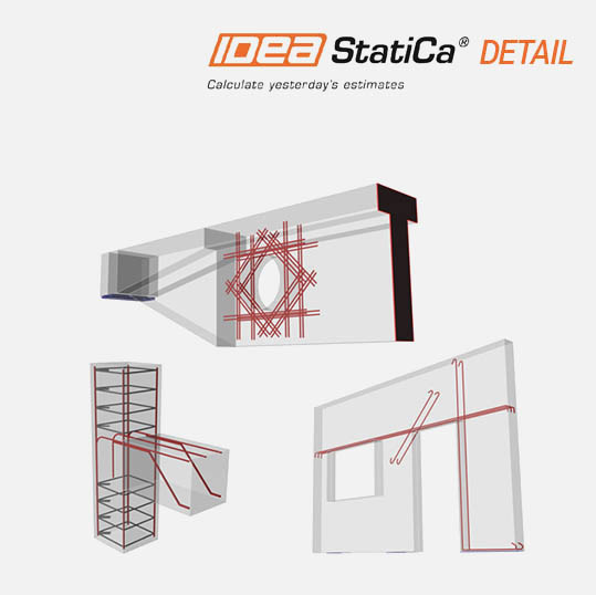 Idea statica detail intelligent bim solutions software
