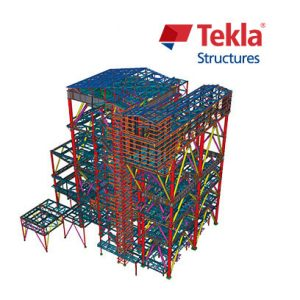 Tekla-Structures-intelligent BIM solutions software