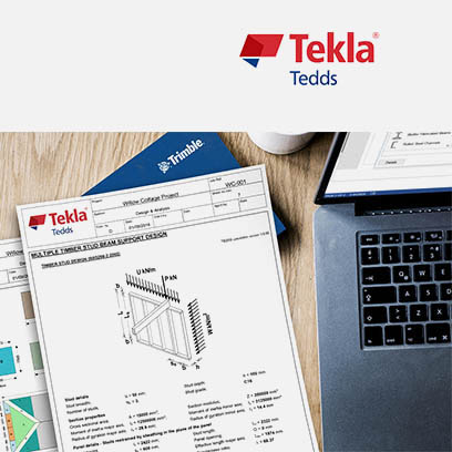 Tekla-Tedds intelligent BIM solutions software featured