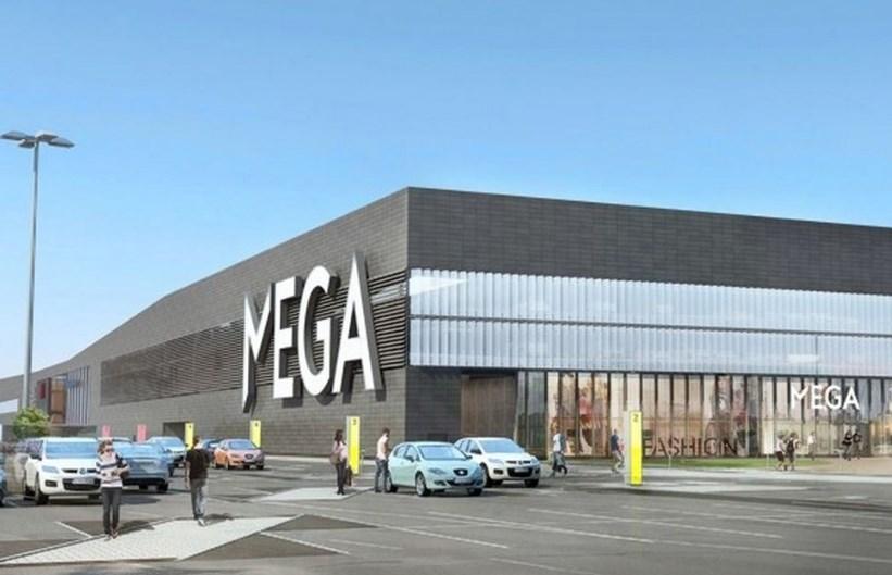 Prekybos ir laisvalaikio centro MEGA plėtra
