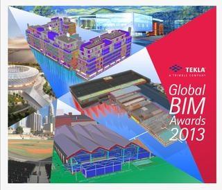 tekla bim awards 2013