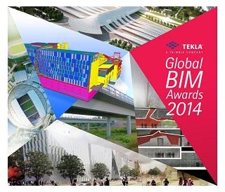 tekla bim awards 2014
