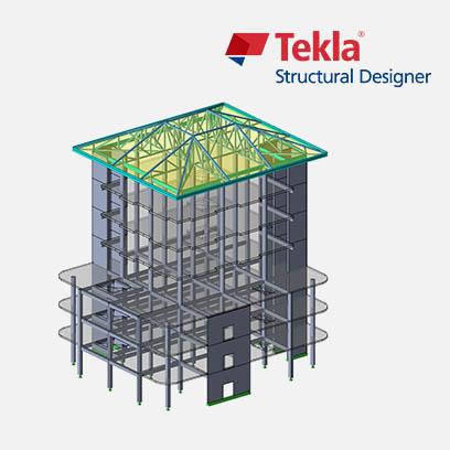 tekla structural designer intelligent bim solutions software main