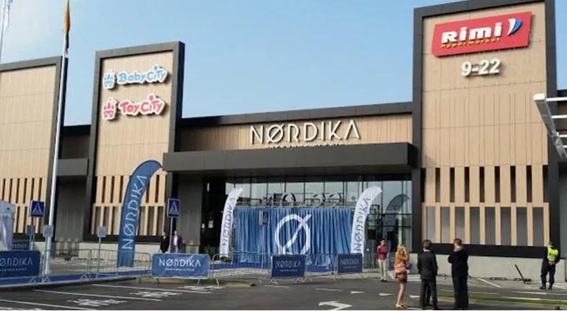 Pirmasis nuo pradžių iki galo BIM technologijų lydėtas projektas Lietuvoje – prekybos slėnis NØRDIKA