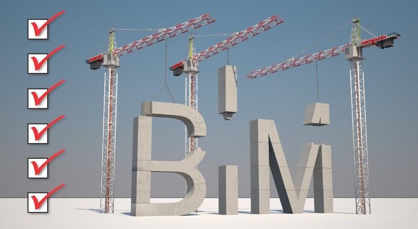 7 ydingos klaidos BIM projektuose