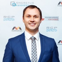 "UAB ""INHUS Engineering"" managing director, Rytis Mušauskas"