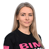 GUODA KLIORĖ, pardavimų vadovė, Intelligent BIM Solutions