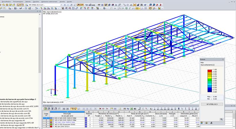 Plieninių kosntrukcijų projektavimas